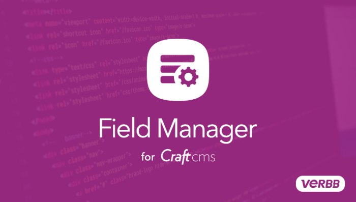 Field Manager Social Card